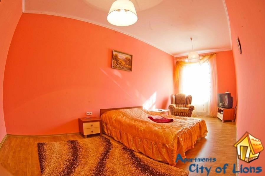 Аренда квартир во Львове посуточно, Крушельницкой | City of Lions
