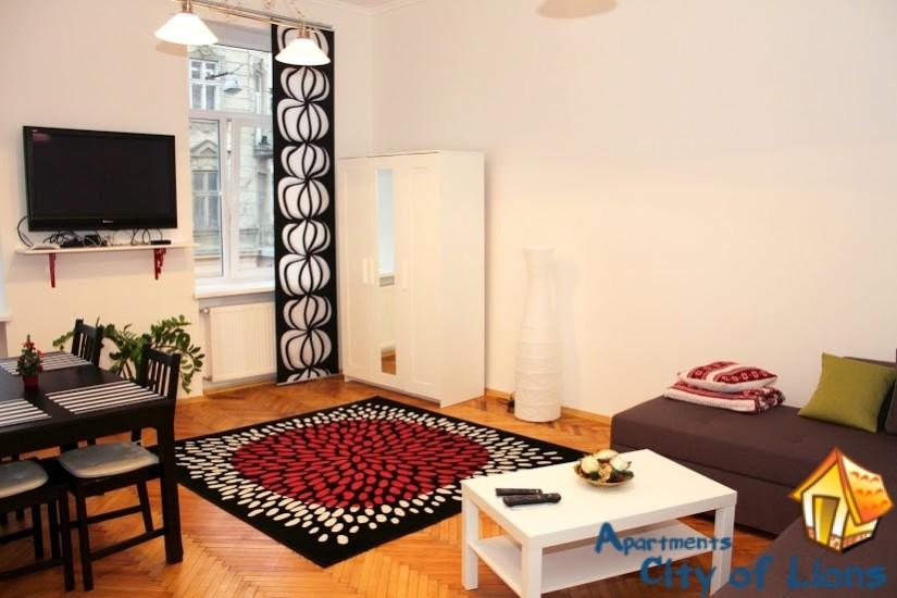 Аренда квартир во Львове посуточно, ул Кулиша, 39 | City of Lions
