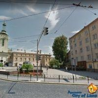 Достопримечательности рядом с домом - площадь Мытна, ул Римлянина, 12