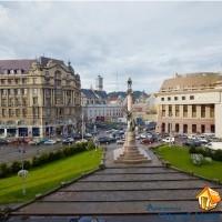 апартаменты на площади Мицкевича | City of Lions