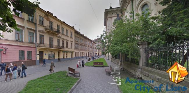 Улица Леси Украинки, Львов | City of Lions