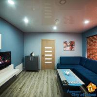 Rent an apartment, Lviv, Smerekova st 2, living room, general view