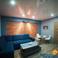 Apartment for rent center, Lviv,Smerekova st 2, living room, general view
