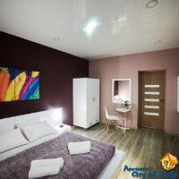 Rent an apartment, Lviv, center, Smerekova st 2, bedroom, general view