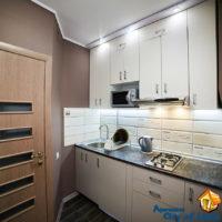 Apartment for rent center, Lviv, Smerekova st 2, kitchen, general view