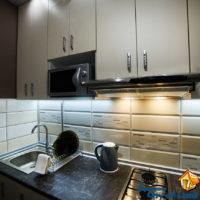 Apartment for rent center, Smerekova st 2, kitchen, interior details