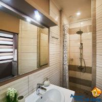 Apartment for rent center, Smerekova st. 2, bathroom, general view