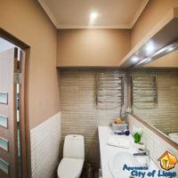 Apartment for rent Lviv, st Smerekova 2, bathroom, general view