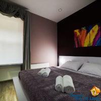 Rent an apartment in Lviv, Smerekova st 2, bedroom, general view