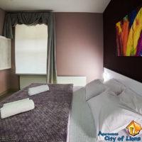 Rent an apartment for rent in Lviv, Smerekova st 2, bedroom, interior details - bed