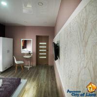 Rent an apartment for rent in Lviv, Smerekova st 2, bedroom, interior details - decor