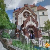 Landmark near the house - the Church of St. Ivan the Baptist, Smerekova st 2