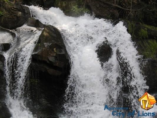 Каменка водопад