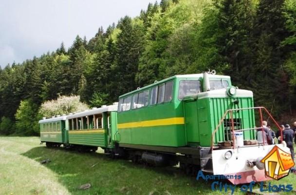 карпатский трамвайчик