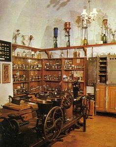 аптека-музей во Львове | City of Lions