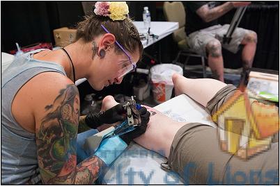 Tattoo Fest во Львове | City of Lions