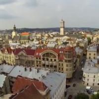 аэровидеосъемка Львова | City of Lions