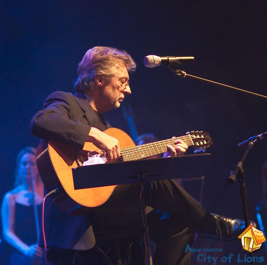 концерт Франсиса Гойя во Львове