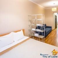 апартаменти подобово на проспекті Свободи, 25, люкс (1)