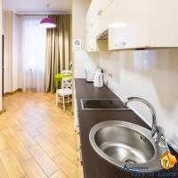 подобово апартаменти на проспекті Свободи, 25, люкс (4)