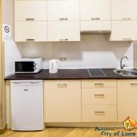 апартаменти подобово на проспекті Свободи, 25, люкс (7)
