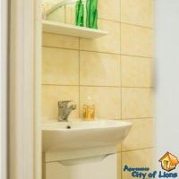 Посуточно квартира, Римлянина 12, ванная комната, детали интерьера